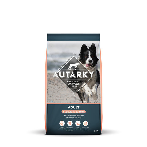 Autarky Succulent Salmon Adult Dog Food 2kg