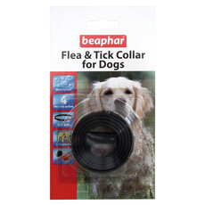 Beaphar Dog Flea And Tick Collar  One Size