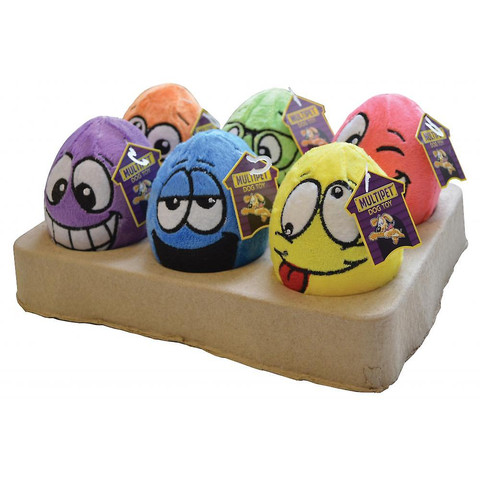 Happy Pet Egg Noggins Dog Toy