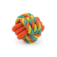 (d) Ancol Combos Ball Dog Toy