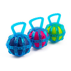 (d) Ancol Whoppa Ball Dog Toy