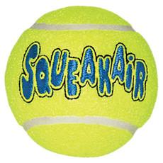 Kong Airdog Squeakair Ball Dog Toy Medium