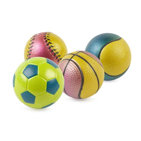 Ancol Sports Ball Dog Toy