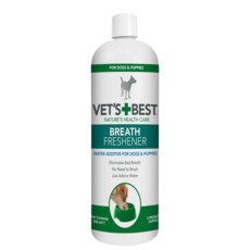 Vets Best Dental Breath Freshner For Dogs 500ml