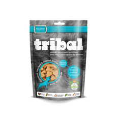 Tribal Dog Natural Health Coconut, Banana & Peanut Butter Biscuit Dog Treats 130g