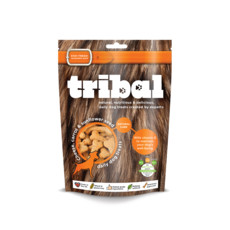Tribal Dog Natural Care Cheese, Carrot & Sunflower Seed Biscuit Dog Treats 130g