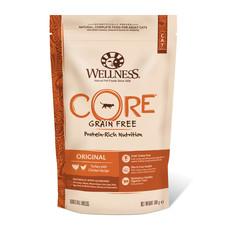 Wellness Core Original Chicken And Turkey Grain Free Dry Adult Cat Food 300g