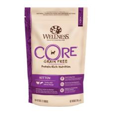 Wellness Core Kitten Turkey And Salmon Grain Free Dry Cat Food 300g