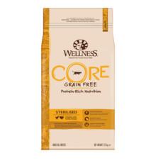 Wellness Core Sterilised Chicken And Turkey Grain Free Dry Adult Cat Food 1.75kg