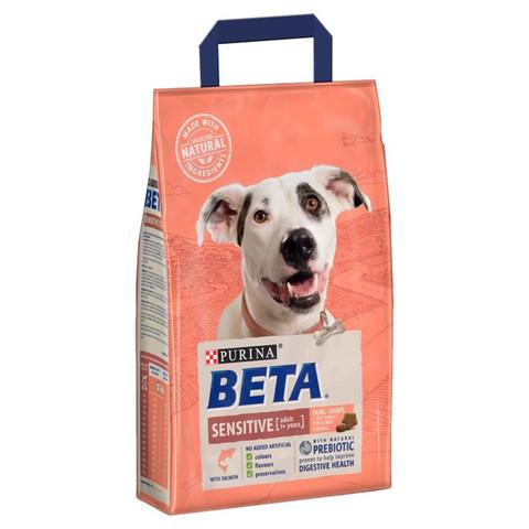 Beta Adult Sensitive Dog Food With Salmon 2kg
