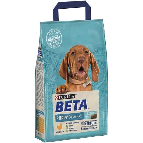 Beta Puppy Food With Chicken 2kg