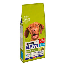Beta Adult Dog Food With Turkey And Lamb 2kg