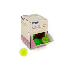 Ancol Neon Balls Cat Toy
