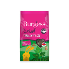 Burgess Excel Parsley Pieces Treats 80g