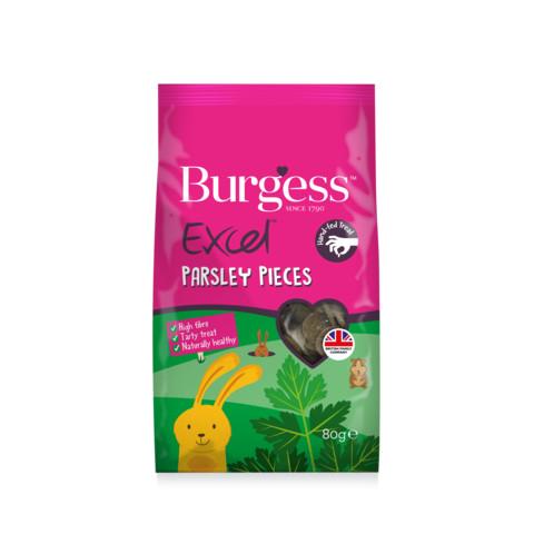 Burgess Excel Parsley Pieces Treats 80g