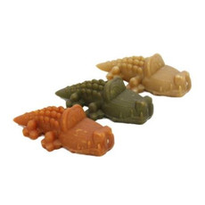 Whimzees Alligator 69mm Dental Dog Chew Treat Small 1 X Small