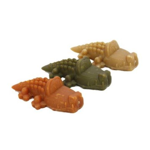Whimzees Alligator 69mm Dental Dog Chew Treat Small