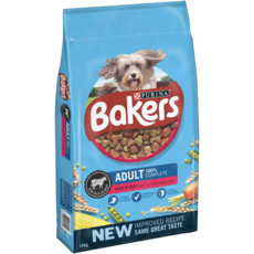 Bakers Adult Dog Food With Beef And Vegetables 14kg