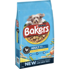 Bakers Adult Dog Food With Chicken And Vegetables 14kg