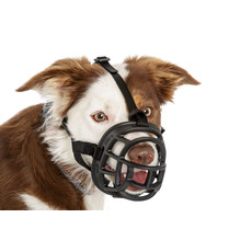 The Company Of Animals Baskerville Ultra Dog Muzzle Size 3