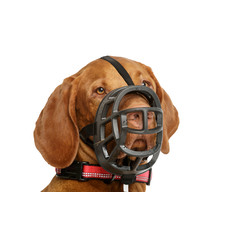 The Company Of Animals Baskerville Ultra Dog Muzzle Size 4