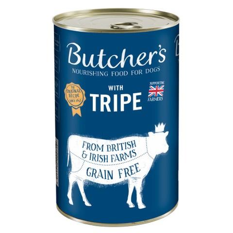 Butchers Grain Free Tripe Mix Adult Dog Food 12 X 400g
