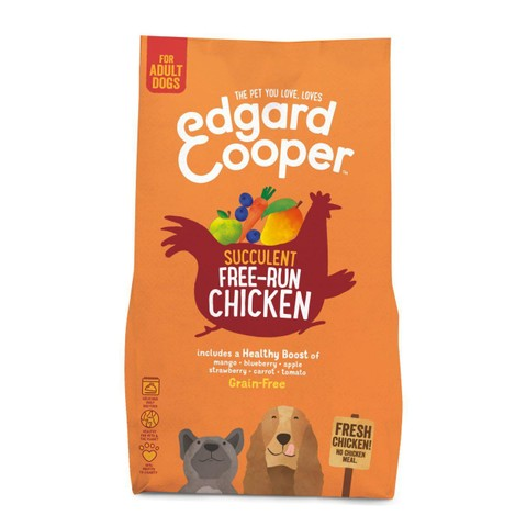 Edgard & Cooper Adult Grain Free Dry Dog Food With Fresh Free-run Chicken 2.5kg