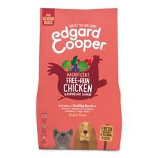 Edgard & Cooper Grain Free Dry Senior Dog Food With Fresh Free-run Chicken & Norwegian Salmon 2.5kg