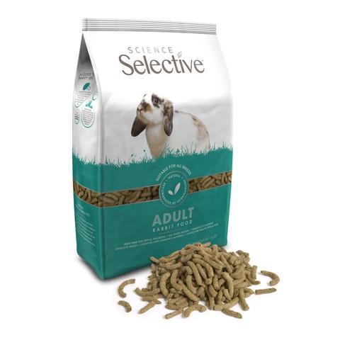 Supreme Science Selective Rabbit Food 3kg To 10kg