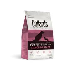 Collards Hypoallergenic Puppy Salmon And Potato Dog Food 2kg