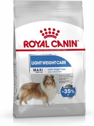 Royal Canin Maxi Light Weight Care Dog Food 3kg