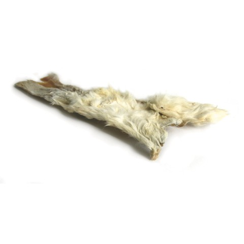 Jr Pet Products Rabbit Ears With Hair 100g