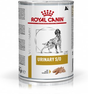 Rcvhn Canine Urinary S/o (loaf In Can) 12 X 410g