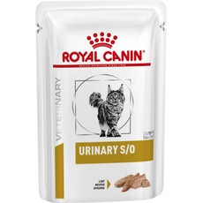 Rcvhn Feline Urinary S/o (loaf In Pouch) 48 X 85g