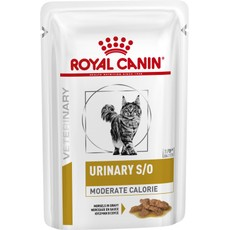 Rcvhn Feline Urinary S/o Mod Cal (morsels In Gravy Pouch) 48 X 85g