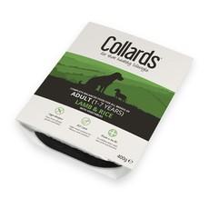Collards Adult Lamb Rice & Veg 7 X 400g
