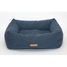Ralph & Co Nest Bed Blue Kensington Xs