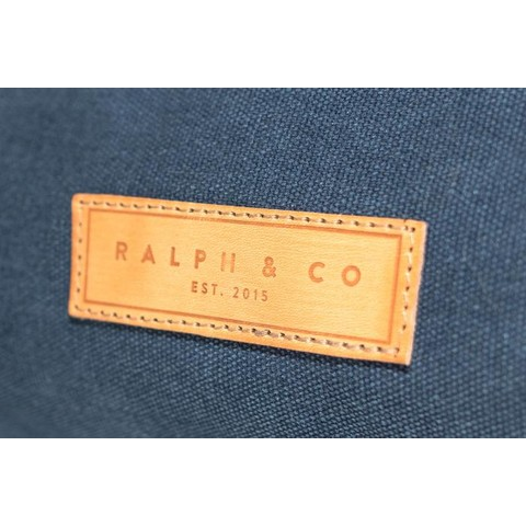 Ralph & Co Nest Bed Blue Knightsbridge Medium