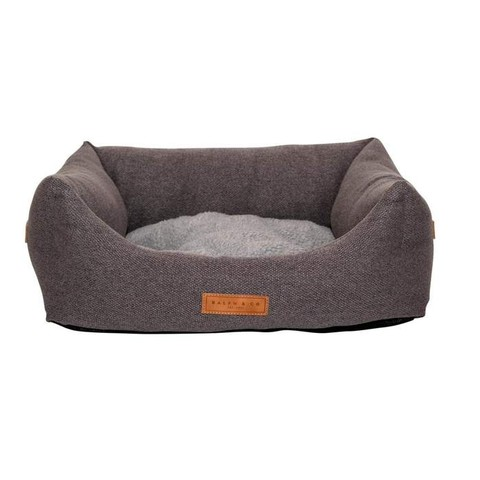 (d) Ralph & Co Nest Bed Grey Windsor Extra Large