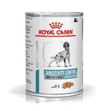 Royal Canin Vhn Canine Sensitivity Control Duck 12 X 420g 12 X 400g