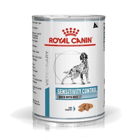 Royal Canin Vhn Canine Sensitivity Control Duck 12 X 420g