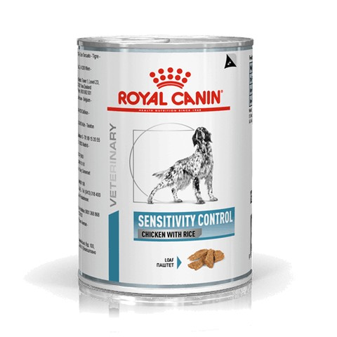 Royal Canin Vhn Canine Sensitivity Control Chicken 12 X 420g