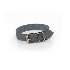 Project Blu Adriatic Dog Collar - Grey S