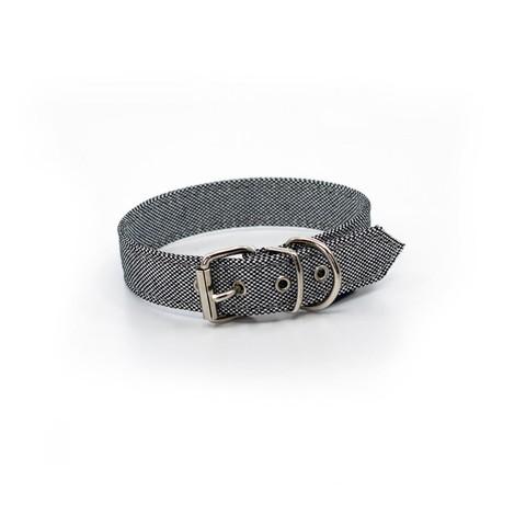 Adriatic Dog Collar - Grey S