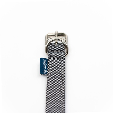 Adriatic Dog Collar - Grey Xl