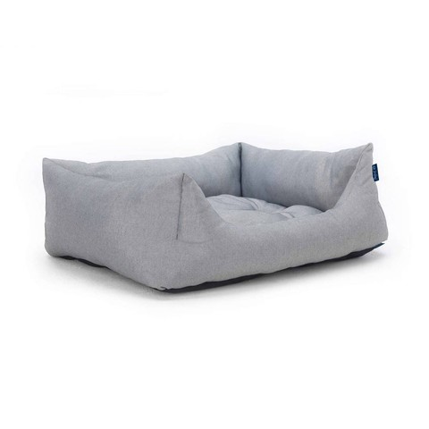 Project Blu Adriatic Domino Bed Grey L