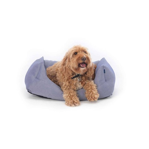 Bengal Domino Bed Blue S