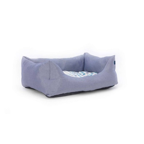 Project Blu Bengal Domino Bed Blue M
