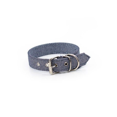 Bengal Dog Collar - Marine Blue Xl
