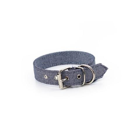 Bengal Dog Collar - Marine Blue M